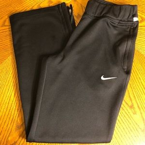 Nike Dri-Fit Active Pants in Black